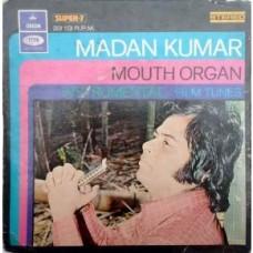 Madan Kumar Mouth Organ SLMOE 1030 Instrument EP Vinyl Record