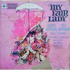 Audrey Hepburn, Rex Harrison My Fair Lady KOS 2600 English LP Vinyl Record