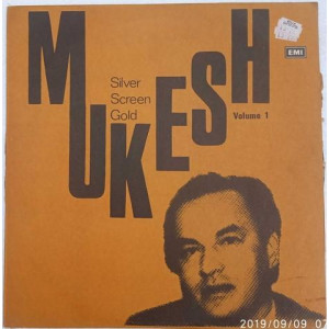 Mukesh - Silver Screen Gold - Vol.1 - LKDA 204  -