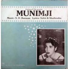Munimji HFLP 3542 Bollywood LP Vinyl Record