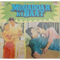 Muqaddar Ki Baat 2392 424 Bollywood Movie LP Vinyl Record