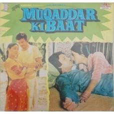 Muqaddar Ki Baat 2392 424 Bollywood Movie LP Vinyl Record