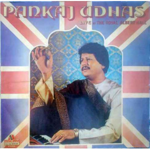 Pankaj Udhas Live At The Royal Albert Hall 2LP Set