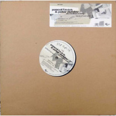 Pascal F.E.O.S. & Petar Dundov Aka Brother's Yard  Sidechained PV 030 DJ LP Vinyl Record