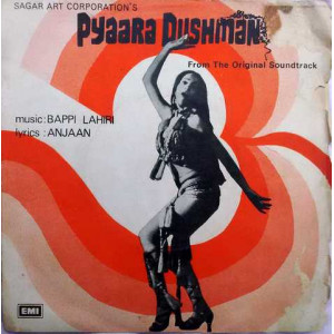 Pyaara Dushman P 45 N 14245 Movie SP Vinyl Record