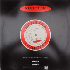 King Of Spin Luca  Aunt Spika RON 003 DJ LP Vinyl Record