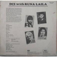 Runa Laila With Dcs ECSD 41526 LP Vinyl Recods