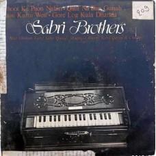 Sabri Brothers ECSD 14631 - LP Record
