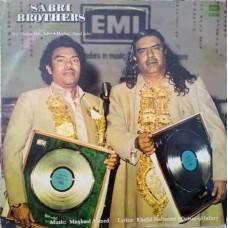 Sabri Brohers S3AEX 16006 LP Vinyl Record