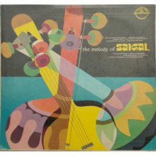 The Melody Of Saigal 1418-0001 - LP Vinyl Record