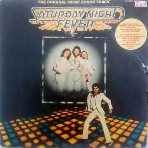 Saturday Night Fever Bee Gee John Travolta 2656 12