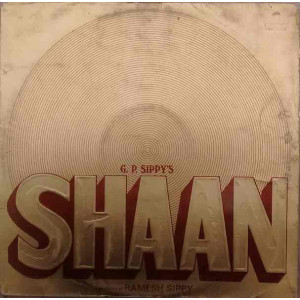 Shaan 2392 239 Bollywood LP Vinyl Record