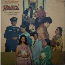 Silsila Dialogue ECLP 5766 LP Vinyl Record