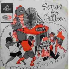 Songs For Children TAE 1205 Bollywood EP Vinyl Record