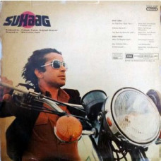 Suhaag PEALP 2022 Bollywood LP Vinyl Record