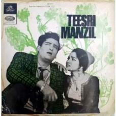 Teesri Manzil 3AEX 5109 Movie LP Vinyl Record