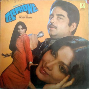 Telephone SFLP 1049 Bollywood Movie LP Vinyl Recor