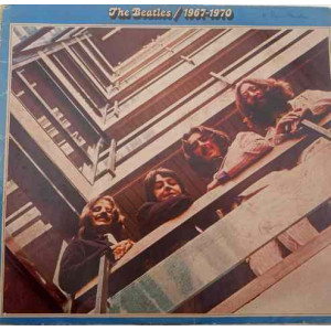 The Beatles 1967-1970 PCSP 718 2LP Set
