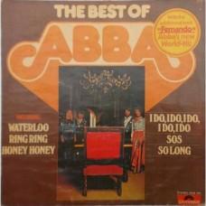 Abba The Best Of 2459 301 LP Vinyl Record
