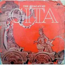 The Bhagavad Gite IRLP 909 LP Vinyl Record