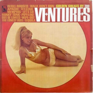 The Ventures (Golden Great) LST 8053 English LP Vi