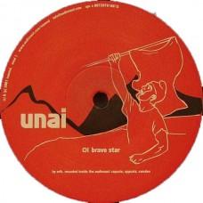 Unai Brave Star NUSOND 01 DJ LP Vinyl Record