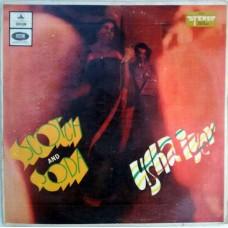 Usha Iyer Scotch And Soda SMOCE 2006 Pop Songs LP Vinyl Record