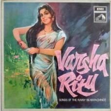 Varsha Ritu Songs of Rainy Season Hindi ECLP 2414 Film Hits LP Vinyl Record