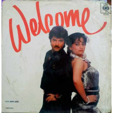 Welcome IND 5135 bollywood Lp Vinyl Record